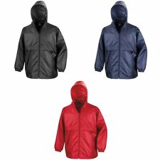 Result Mens Core Lightweight Waterproof Shield Windproof Casual Rain Jacket