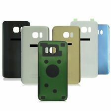 GLASS + REAR BACK DOOR HOUSING BATTERY COVER FOR SAMSUNG GALAXY S7 EDGE G935
