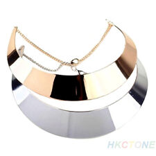 Women's Collar Necklace Choker Statement Short Style Circle Jewelry Hot Trendy