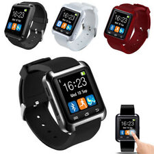 Bluetooth Smart Wrist Watch Phone Mate For Android&IOS Iphone Samsung LG Sony