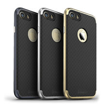 Luxury Hard Bumper Soft Rubber Matte phone Case Cover For iPhone 6/6s 7/7Plus