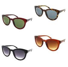 Vintage Inspired Round Pointy Circle Large Frame Cat Eye Sunglasses Rockabilly