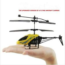 Mini RC Helicopter Remote Control Aircraft Electric Micro 2Channel Helicopters Q