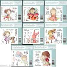 Crafters Companion Rachelle Anne Miller Rubber Stamps