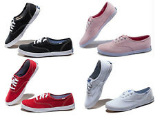 Convers Women Lady Running Sport Low Top Athletic shoes casual Canvas Sneakers