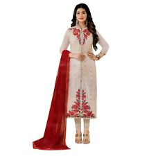 Bollywood Wedding Georgette Embroidery Salwar Kameez Suit-Ashirwad-Ayesha-12001