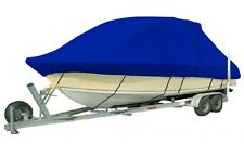 Boat Cover for Pro-line 21 Sport Center Console T-Top Hard-Top Blue