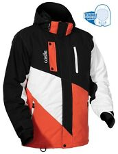 Castle X Racewear Core Youth Snowmobile Jacket Orange