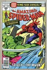Amazing Spider-Man (1963 1st Series) Annual #12 FN/VF 7.0