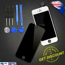 For iPhone 5 LCD Replacement Display Black White Screen Touch Digitizer Assembly