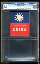 Pocket Guide to China (1942) #1942A CGC 9.2 (1104726001)
