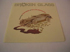 Broken Glass CD (2005) 1975 Stan Webb Blues Rock ex Chicken Shack Savoy Brown