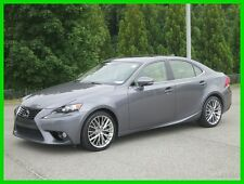 Lexus: IS 4DR SPT SDN RWD A