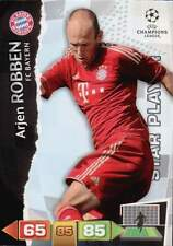 Star Player From Panini Adrenalyn Uefa Champions League 2011/2012