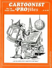 Cartoonist Profiles (1977) #78 VF- 7.5