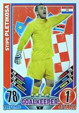 MATCH ATTAX EURO STARS 2012 IRELAND Edition - CROATIA selection - TOP MINT