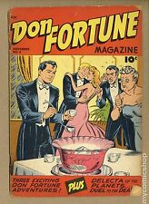 Don Fortune Magazine (1946) #4 GD 2.0