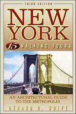NEW New York, 15 Walking Tours: An Architectural Guide to the Metropolis by Gera