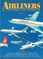 Airliners in Australian Service. Volume 1. 1995