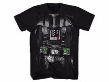 Star Wars Darth Vader Costume Officially Licensed Graphic T Shirt