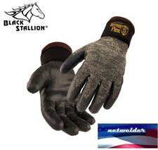 REVCO CUT-RESISTANT GLOVES with NITRILE COATED PALM -  CUT LEVEL 5 - SK5-NT