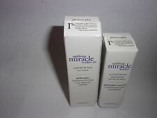 PHILOSOPHY COOL-LIFT & FIRM EYE CREAM OR MOISTURIZER FOR FACE/NECK PICK ONE READ