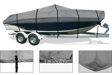 BOAT COVER FOR CAROLINA SKIFF SEA CHASER 2100 CC OFFSHORE 2001-2012