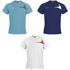 Spiro Mens Sports Dash Performance Gym Training Shirt Sizes S-4XL