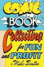 Comic Book Collecting for Fun and Profit SC (1985 Crown) #1-1ST FN