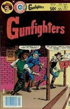 Gunfighters (1966 Charlton) #64 FN