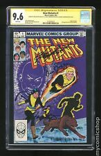 New Mutants (1983 1st Series) #1 CGC 9.6 SS (1316555010)