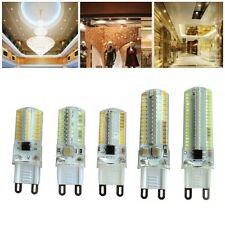 G9 Silicone 2.5/2.8/3.2W 64/80/104 LED 3014 SMD Cool Warm White Light Bulb Lamp