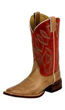 Nocona Western Boots Womens Leather Outsole Tapered Heel LD5305