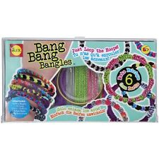 Bang Bang Bangles Make Your Own Jewellery Kit - Alex Toys Easy Fun Wire Cords