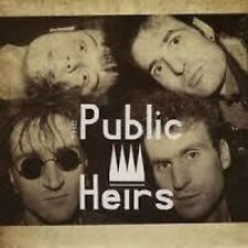 "PUBLIC HEIRS Broken Down 7"" VINYL Limited Repress In Picture Sleeve, B/W New"