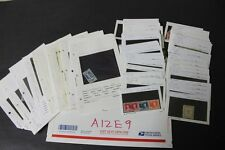 CKStamps : Powerful Mint & Used New Zealand Stamps Collection In cards & Pages