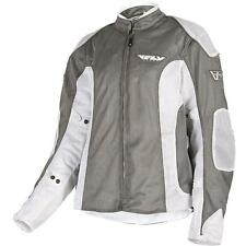 FLY Racing Coolpro 2 Mesh Womens Textile Street Jacket White