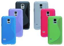 Protective sleeve for Samsung Galaxy S5 Mini G800 f Case + Foil Screen Guard