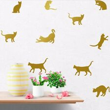 Removable Vinyl Art Quote DIY Cats Wall Sticker Decal Mural Home Room Decor