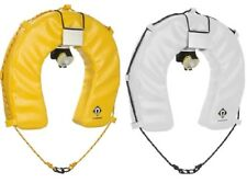 Hamble Horseshoe Buoy, Bracket & Light Set  White or Yellow