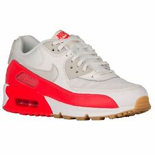 NIKE AIR MAX 90 SUMMIT WHITE CRIMSON 2016 WOMENS SHOES **FREE POST AUSTRALIA