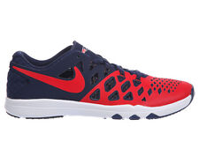 NEW MENS NIKE TRAIN SPEED 4 CROSS TRAINING SHOES TRAINERS UNIVERSITY RED / COLLE