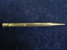 Rolled Gold Yard O Led Propelling Pencil, Patent no. 422767