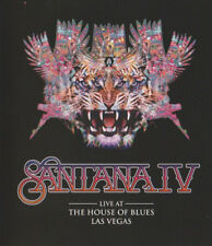 Santana IV - Santana IV - Live At The House Of Blues, Las Vegas 1 BLU-RAY New