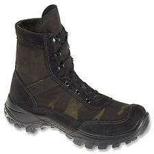 Brand New Bates 1496-B Mens M7 Black Multicam Recondo Jungle Assault Boot