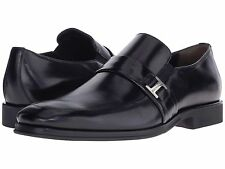 Bruno Magli Mens Adelio Bit Strap Business Casual Loafers Italian Dress Shoes