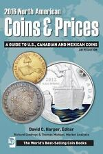 2016 North American Coins & Prices Canadian Mexico New & Free Shipping