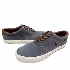 Polo Ralph Lauren Mens Vaughn Low Lace Up Casual Fashion Sneakers Shoes Kicks