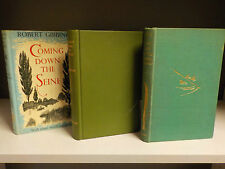 Robert Gibbings - 3 Vintage Hard Covers Inc 3 First Editions! (ID:40910)