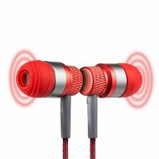 In-Ear Headset Earphone Earbud Control Mic Headphone for Cell phone iPhone LG G5